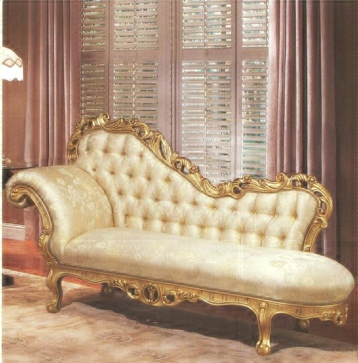 Lovable Gold Velvet Chaise Lounge Gold Velvet Chaise Lounge Victorian Chaise Gold Red Gold Chaise