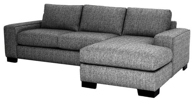 Lovable Grey Sectional Sofa Bed Sofa Beds Design New Modern Grey Tweed Sectional Sofa Design For