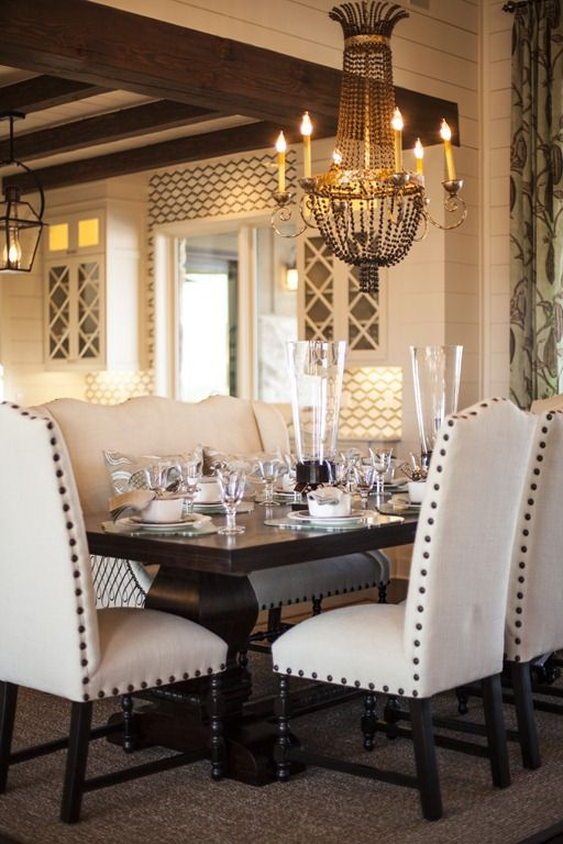 Lovable Grey Studded Dining Room Chairs Best 25 Leather Dining Room Chairs Ideas On Pinterest Dining