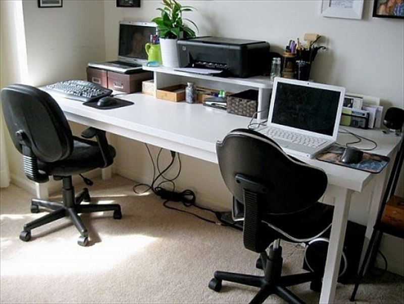 Lovable Home Office Computer Desk Furniture Furniture Diy Puter Desks For Two People Types Of Home And Part 56