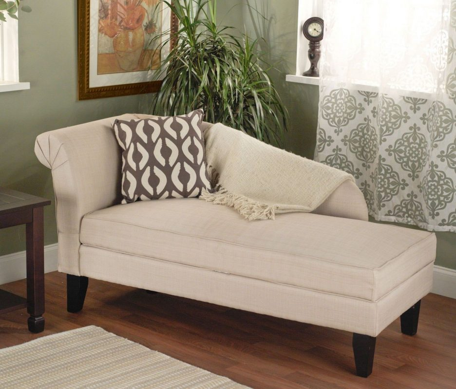 Lovable Indoor Chaise Lounge With Storage Bedroom Ideas Magnificent Chair Living Room Storage Beige Chaise