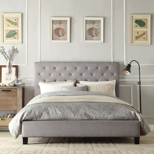 Lovable King Bed Frame And Mattress Best 25 King Bed Frame Ideas On Pinterest King Beds King Size