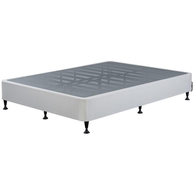 Lovable King Bed Mattress And Box Spring Box Springs Mattress Foundations Youll Love Wayfair