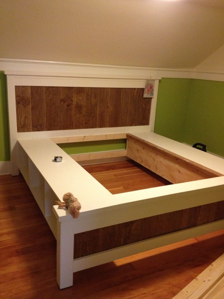 Lovable King Size Mattress In A Box Captivating King Size Platform Bed Plans With Drawers And Best 25