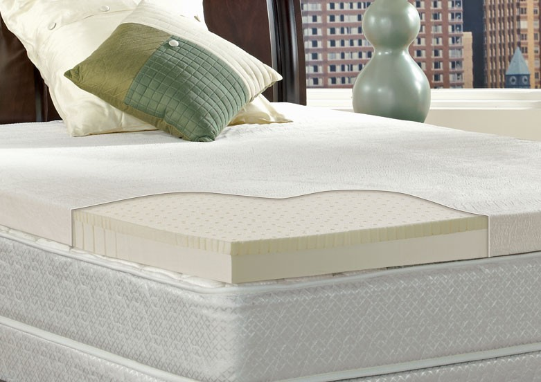 Lovable Latex Mattress Topper Reviews Thomasville 3 Talalay Latex Topper