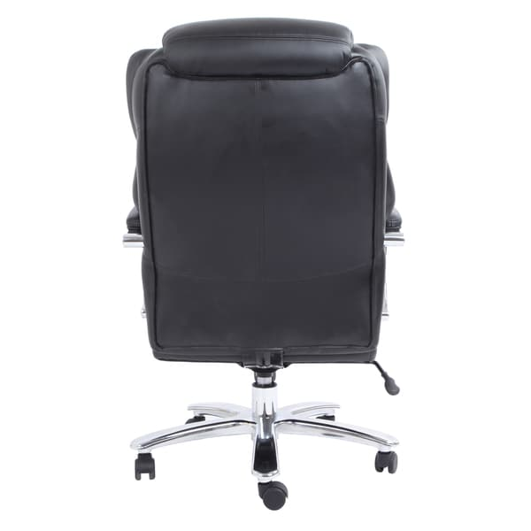 Lovable Leather Executive Chair Admiral Iii Big And Tall High Back Leather Executive Chair Free