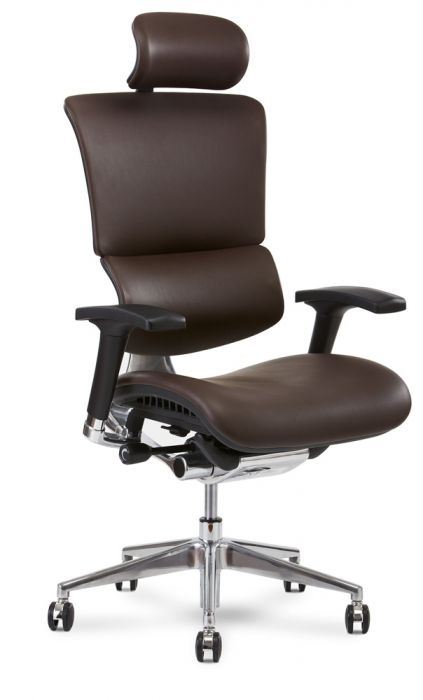 Lovable Leather Executive Chair X4 Leather Executive Chair 21st Century Task Seating