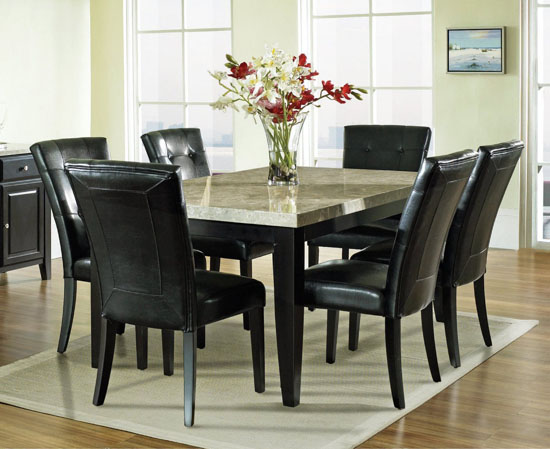 Lovable Leather Upholstery For Dining Room Chairs 33 Upholstered Dining Room Chairs Ultimate Home Ideas
