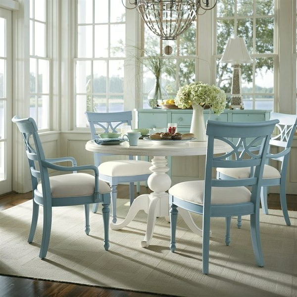 Lovable Light Blue Upholstered Dining Chairs Dining Room Design Ideas To Fall In Love Inspiring Dining Room