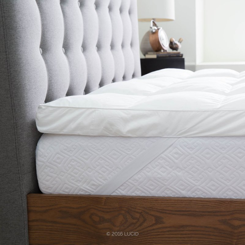 Lovable Mattress Topper Mattress Pad Mattress Pads Toppers Youll Love Wayfair