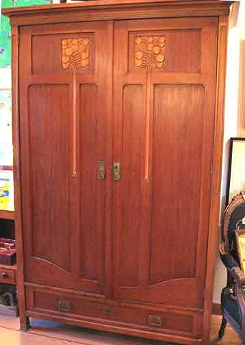 Lovable Mission Style Armoire Wardrobe Best 25 Craftsman Armoires And Wardrobes Ideas On Pinterest