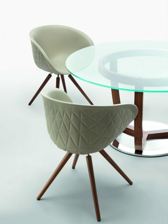 Lovable Modern Glass Round Dining Table Dining Tables Cool Glass Round Dining Table Design Ideas Glass