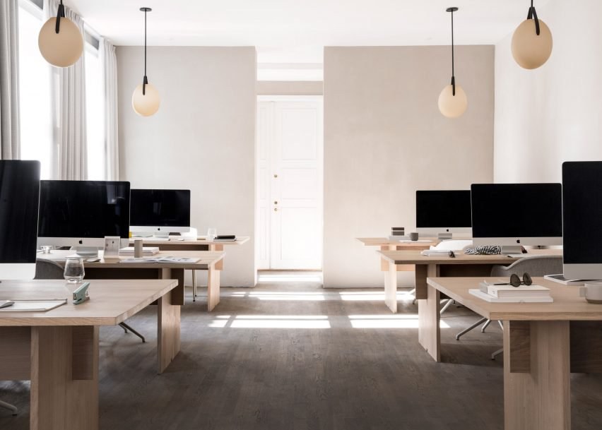 Lovable Modern Minimalist Desk 12 Of The Best Minimalist Office Interiors Where Theres Space To
