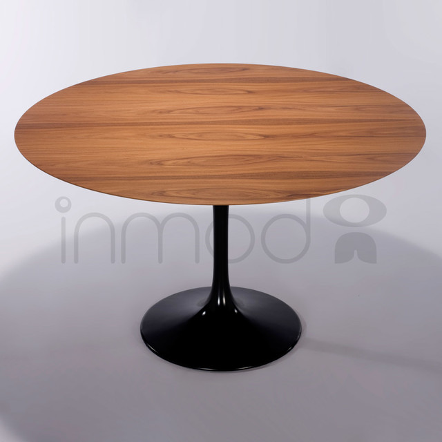 Lovable Modern Round Wood Dining Table Round Contemporary Dining Table Ispcenter