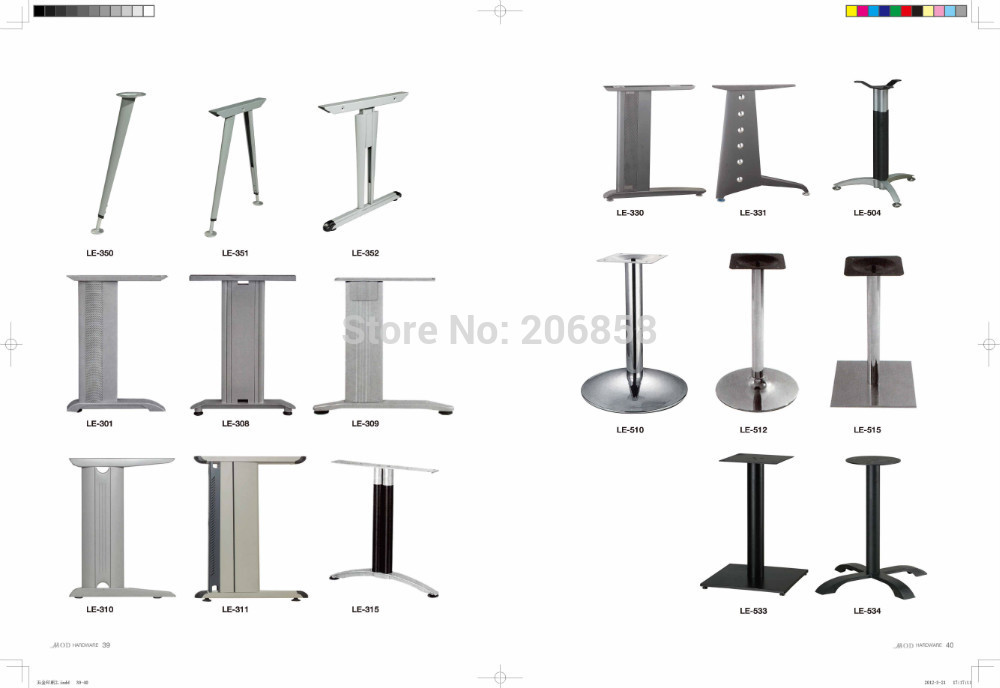 Lovable Office Desk Legs Morden Office Furniture Office Table Frame Office Desk Frame
