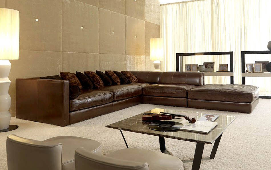 Lovable Oversized Leather Sectional With Chaise Wonderful Modular Leather Sectional Sofa Leather Sectional Sofa