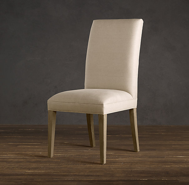 Lovable Parsons Dining Chairs With Arms Perfect Upholstered Parsons Dining Chairs With Hudson Parsons