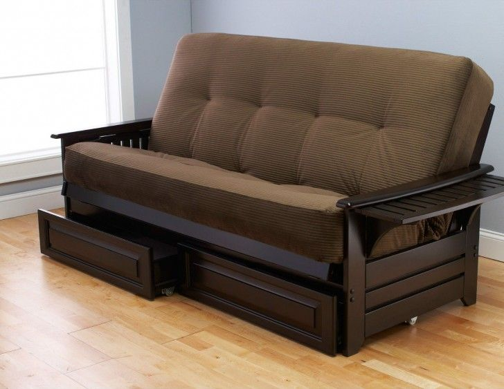 Lovable Queen Size Futon With Storage Best 25 Queen Size Futon Ideas On Pinterest Queen Size Sofa Bed