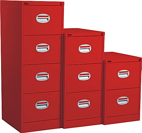 Lovable Red Filing Cabinet Filing Cabinet 4 Drawer