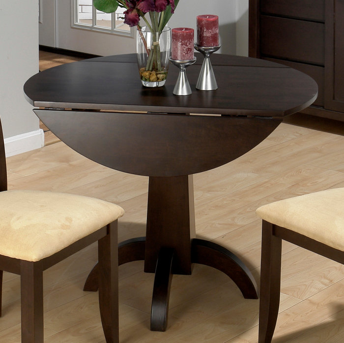 Lovable Round Table With Leaves Small Dining Room Tables With Leaves Round Kitchen Table With