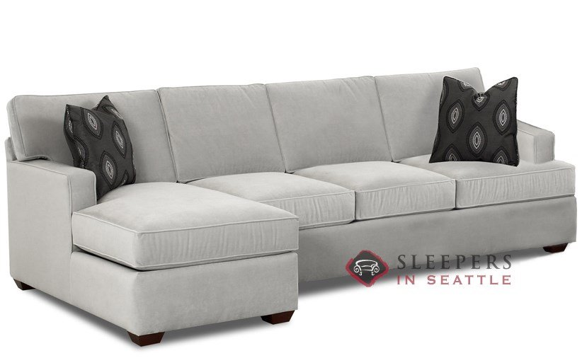 Lovable Sectional Sleeper Sofa With Chaise Customize And Personalize Lincoln Chaise Sectional Fabric Sofa