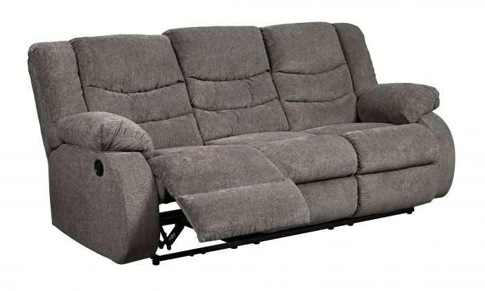 Lovable Signature Design By Ashley Reclining Sofa Signature Design Ashley 9860688 Tulen Gray Reclining Sofa