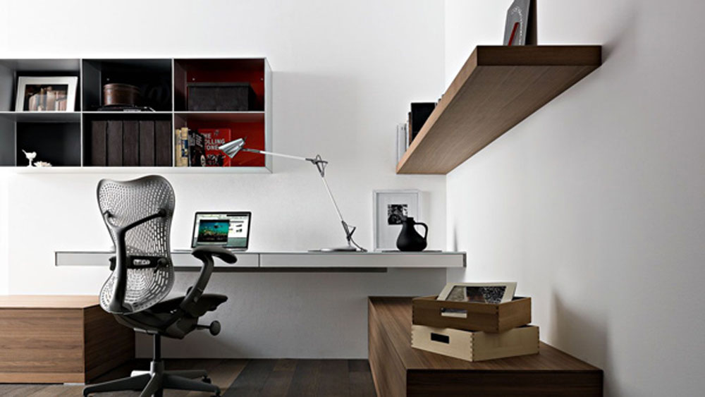 Lovable Slim Home Office Desk Fabulous Slim Office Desk Seated On The Wall Of Laptops Desks With