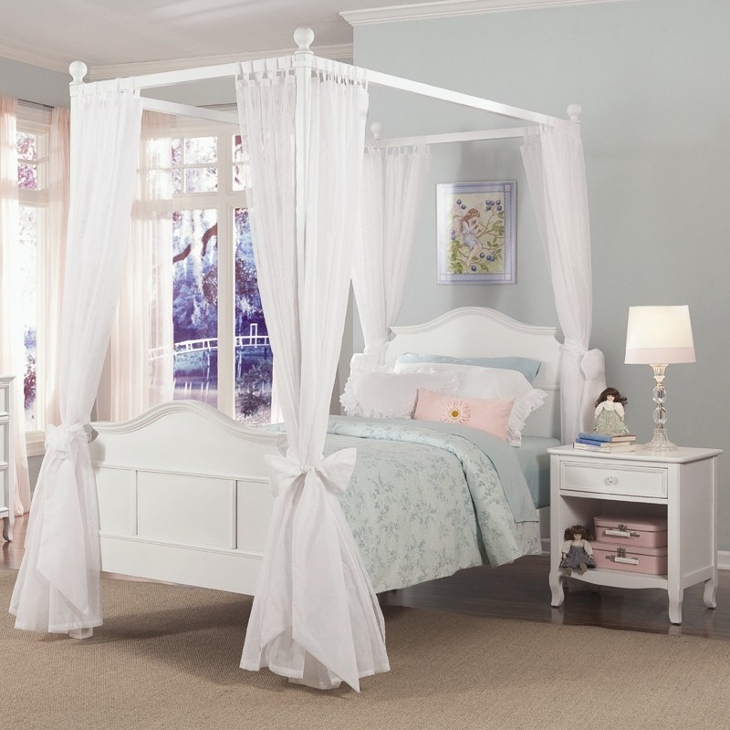 Lovable Tall Headboard And Footboard Emma 4 Post Bed With Tall Headboard And Footboard