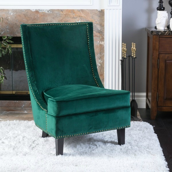 Lovable Teal Velvet Accent Chair 20 Upholstered Affordable Accent Chairs