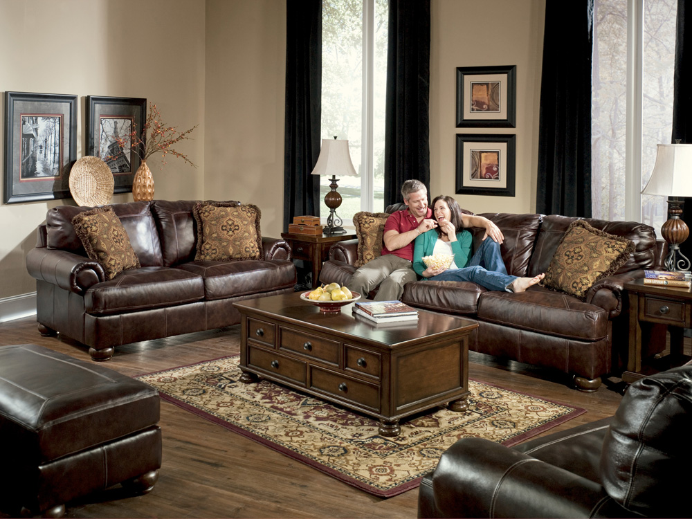Lovable Three Piece Leather Living Room Set Leather Living Room Set Leather Living Room Furniture For More