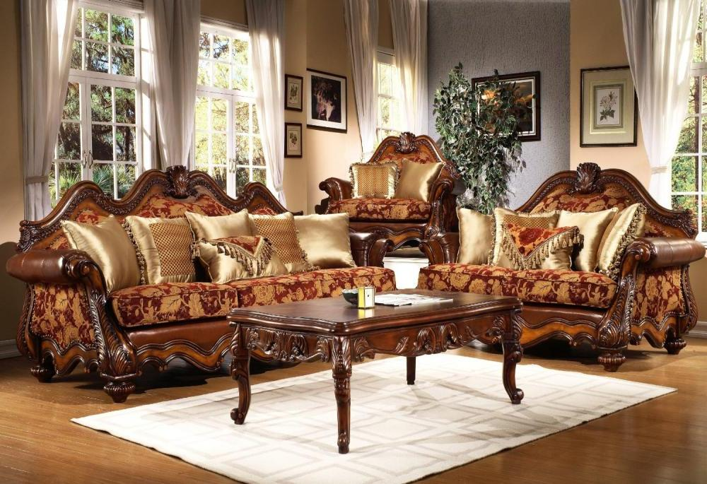 Lovable Traditional Living Room Sets Traditional Living Room Furniture With Big Sofa Set Plushemisphere