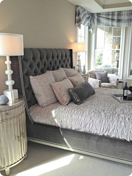 Lovable Tufted Headboard Bed Frame Remarkable Grey Tufted Headboard Best Ideas About Grey Tufted