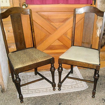 Lovable Vintage Dining Chairs Antique And Vintage Dining Chairs Collectors Weekly