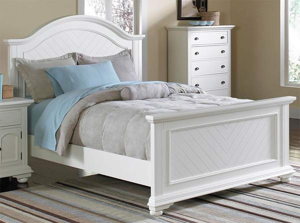 Lovable White Full Size Headboard And Footboard Bedroom Mesmerizing Elements Brook White Queen Headboard