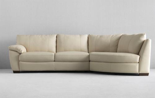 Lovable White Leather Sofa Bed Ikea Ikea Living Room Ideas For New Year 2014 White Leather Corner