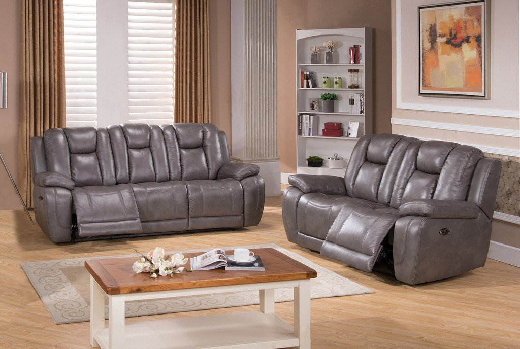 Nice 2 Piece Leather Living Room Set Red Barrel Studio Fae 2 Piece Leather Living Room Set Wayfair