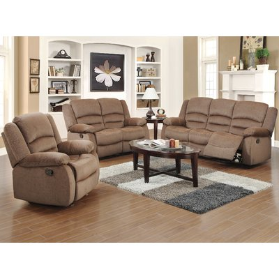 Nice 3 Piece Living Room Set Red Barrel Studio Maxine 3 Piece Living Room Set Reviews Wayfair