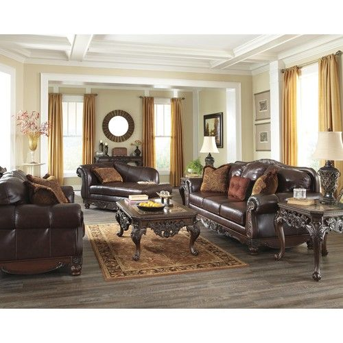 Nice Ashley Brown Leather Couch 204 Best Ashley Furniture Images On Pinterest Leather Loveseat
