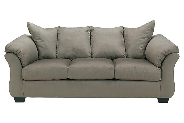 Nice Ashley Furniture Bailey Sofa Darcy Collection 75005 Ashley Sofa Loveseat Set