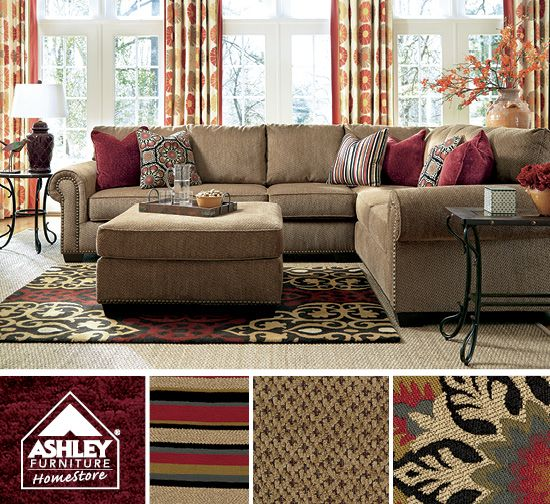 Nice Ashley Furniture Beige Sectional Best 25 Ashleys Furniture Ideas On Pinterest Ashley Furniture