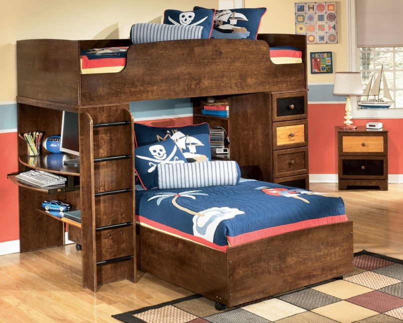Nice Ashley Furniture Kids Bunk Beds Bedding Ashley Furniture Bunk Mattress Stages Loft Beds And Tags