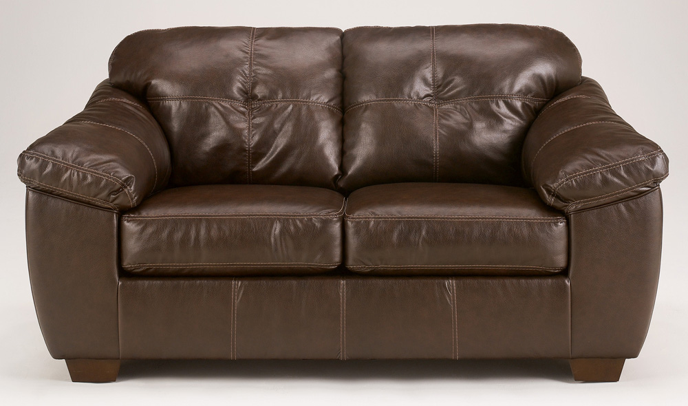 Nice Ashley Furniture Leather Chair San Lucas Harness Loveseat Ashley Furniture Tenpenny Furniture