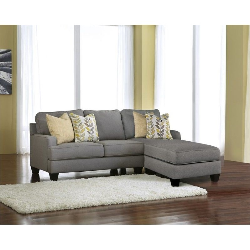 Nice Ashley Two Piece Sectional Signature Design Ashley Furniture Chamberly 2 Piece Sectional