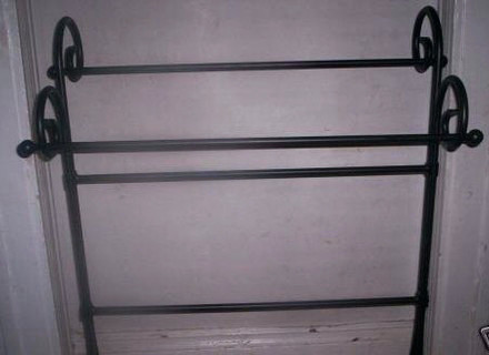 Nice Black Wrought Iron Quilt Rack Wrought Iron Quilt Stand Quilts White Wrought Iron Quilt Rack