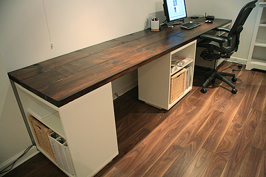 Nice Build Office Desk Appealing Build Your Own Office Desk 90 For Your Home Designing