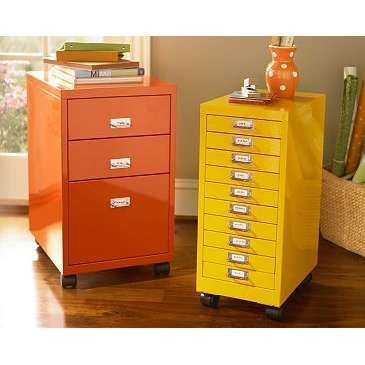 Nice Colored File Cabinets File Cabinet Ideas Eye Catching Colored Filing Cabinet For Fun
