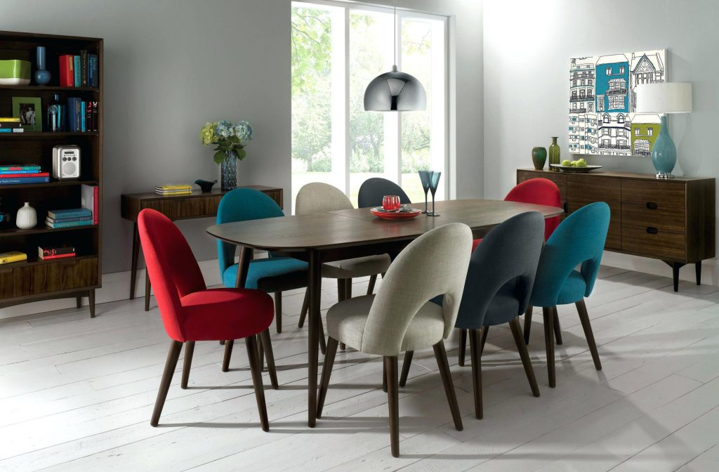Nice Coloured Dining Room Chairs Fabric Upholstered Dining Chairs Uk Apoemforeveryday