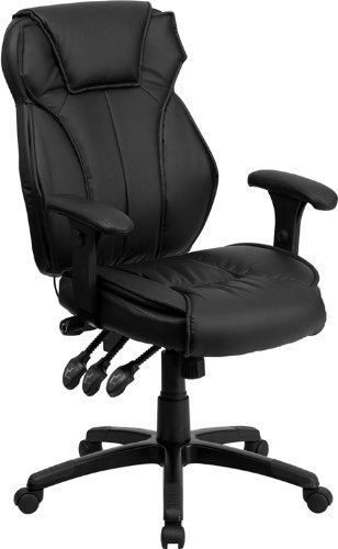 Nice Comfortable Office Chair Most Comfortable Leather Office Chair I42 In Epic Home Designing