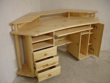 Nice Computer Desk Blueprints Best 25 Diy Computer Desk Ideas On Pinterest Kids Computer Desk