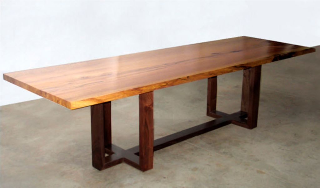 Nice Contemporary Dining Table Bases Modern Wood Dining Table Best Choice Tedxumkc Decoration